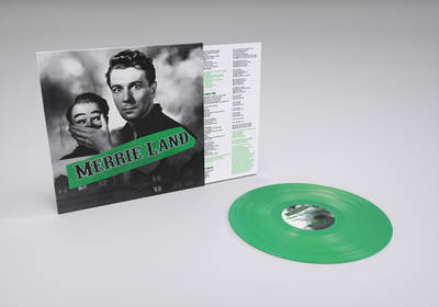 The Good, The Bad & The Queen - Merrie Land [Indie Exclusive Limited Edition Green LP]