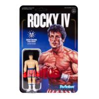 Rocky - ROCKY BALBOA ROCKY IV REACTION FIGURE