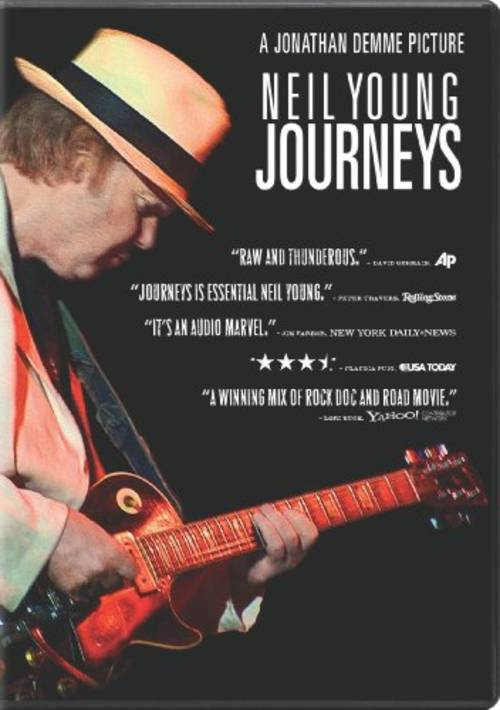 Neil Young Journeys [DVD]
