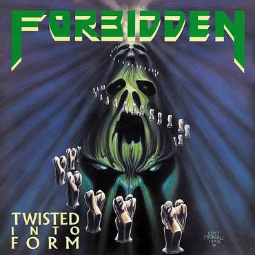 Twisted Into Form [Indie Exclusive Limited Edition Yellow LP]