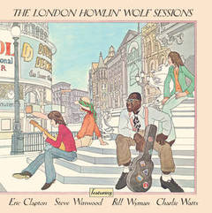 RSD Black Friday Pick Of The Day - Howlin' Wolf!