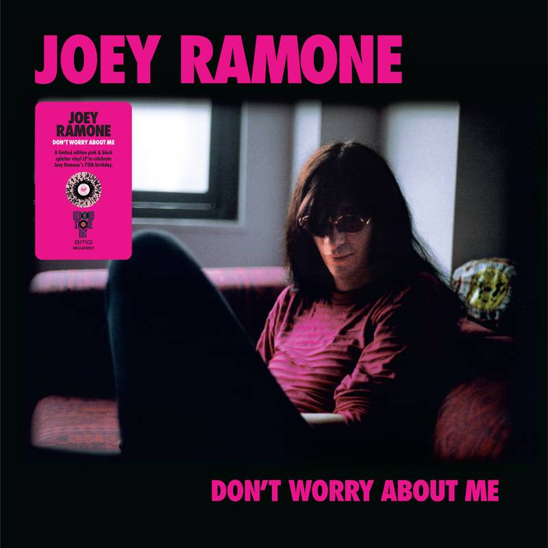 """RSD 2021, ristampato """"Don't worry about me"""" per i 70 anni di Joey Ramone 2 - fanzine"""