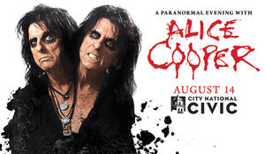 Enter to win Alice Cooper tickets!