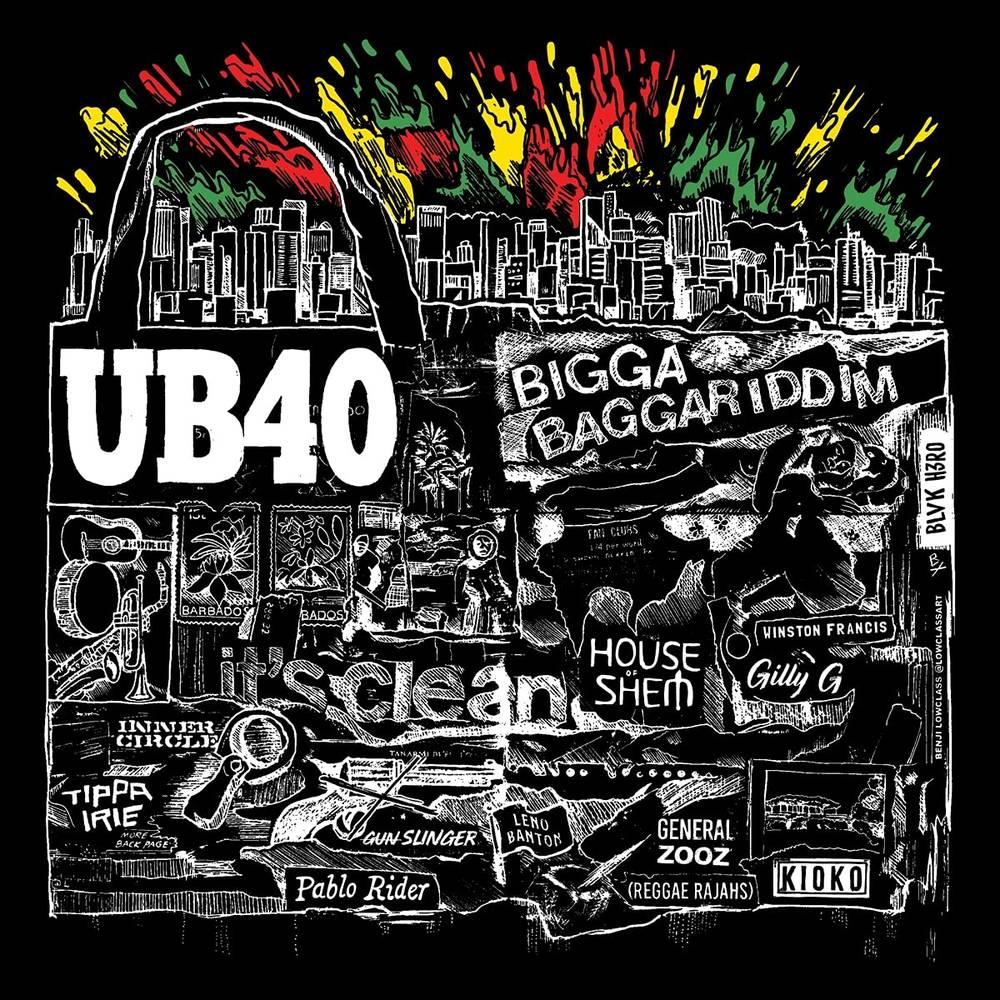 UB40 - Bigga Baggariddim