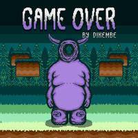 Dikembe - Game Over [Splatter LP]