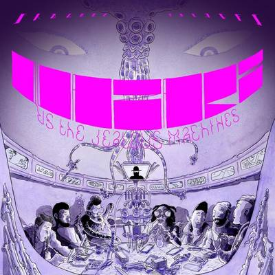 Shabazz Palaces - Quazarz vs. The Jealous Machines
