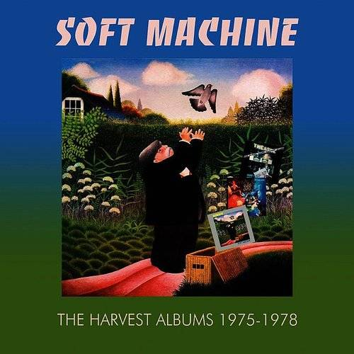 Harvest Albums 1975-1978 (Box) (Rmst) (Uk)