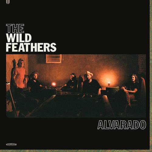 The Wild Feathers - Alvarado [Indie Exclusive Limited Edition Orange and Black Blob LP]