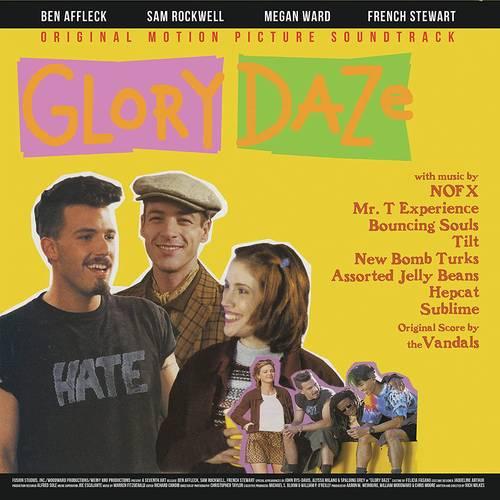 Various Artists - Glory Daze: Soundtrack [Limited Edition Pink LP]
