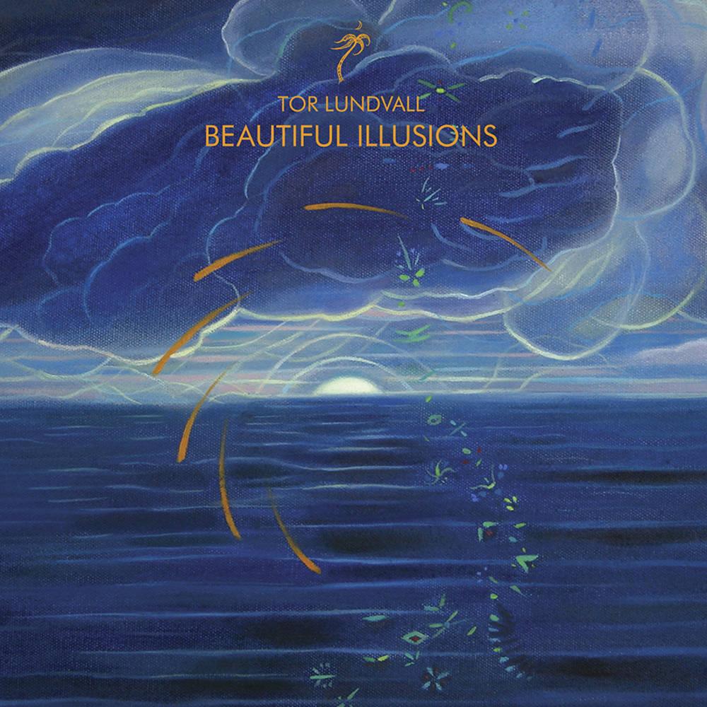 Tor Lundvall - Beautiful Illusions [Blue/Orange Galaxy LP]