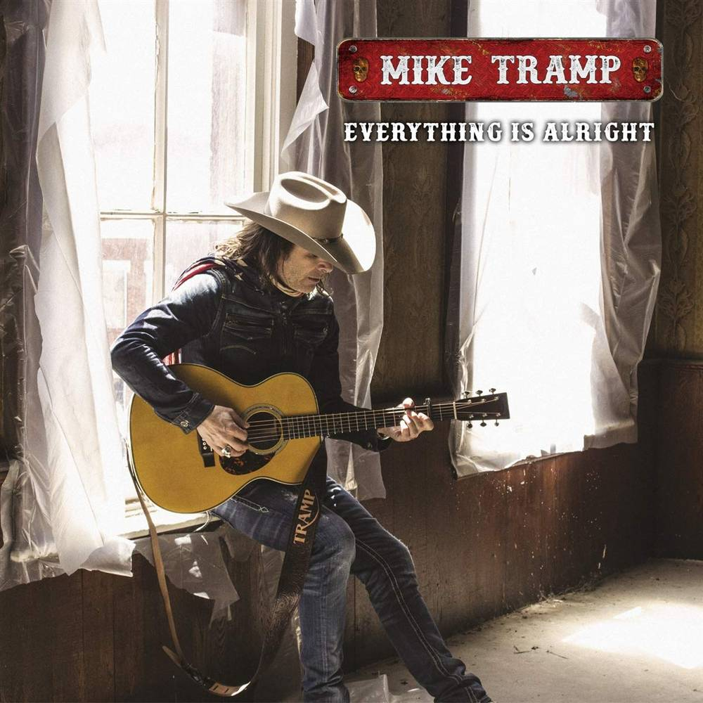 Mike Tramp - Everything Is Alright [LP]