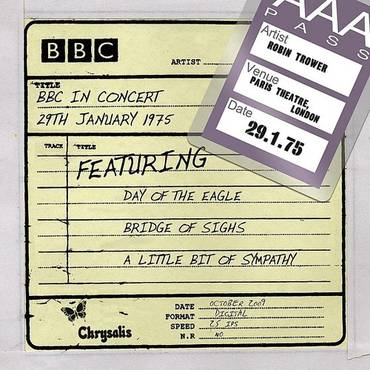 Bbc In Concert (29 January 1975)