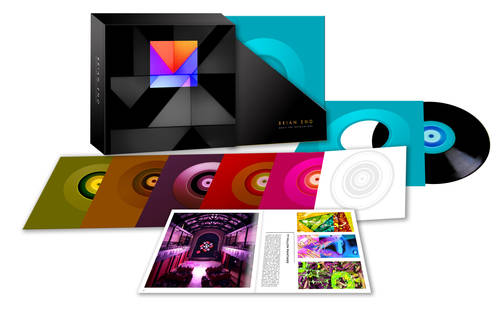 Music For Installations [Limited Edition LP Box Set]