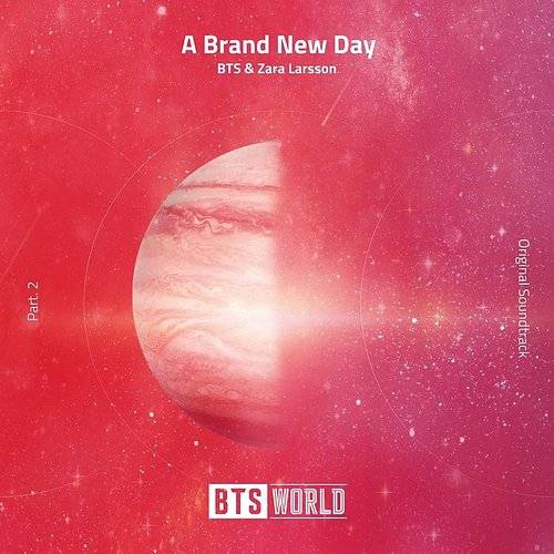 A Brand New Day (Bts World Original Soundtrack) [Pt. 2]
