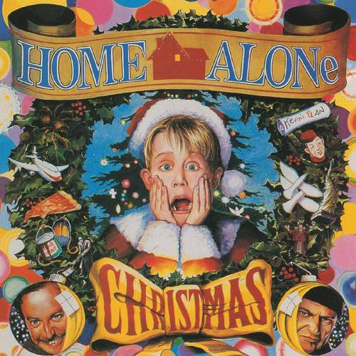 Home Alone Christmas [Limited Edition Holly Green LP]