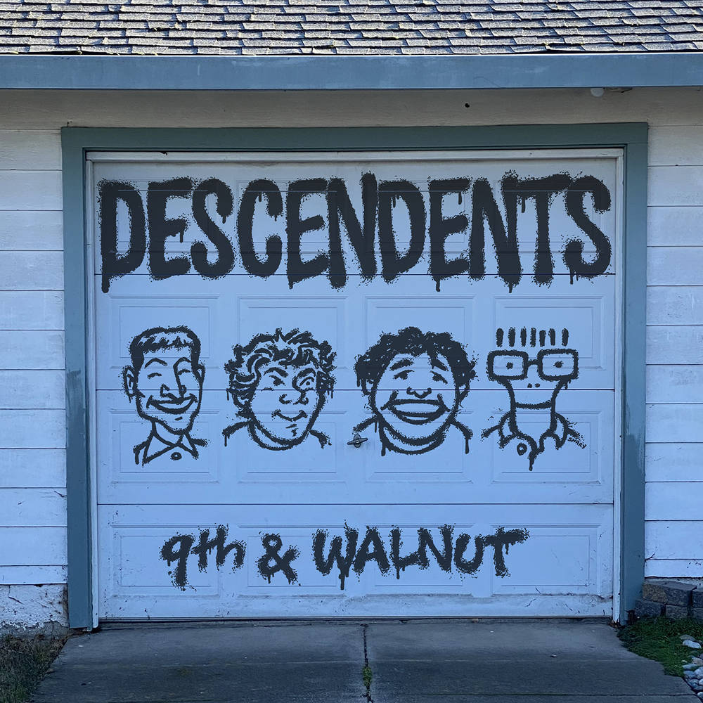Descendents - 9th & Walnut [Indie Exclusive Limited Edition Opaque Green LP]