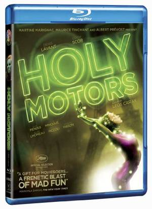 Holy Motors / (Ws)