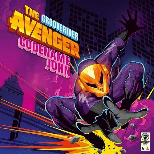 Grooverider Presents Codename John: The Avenger EP