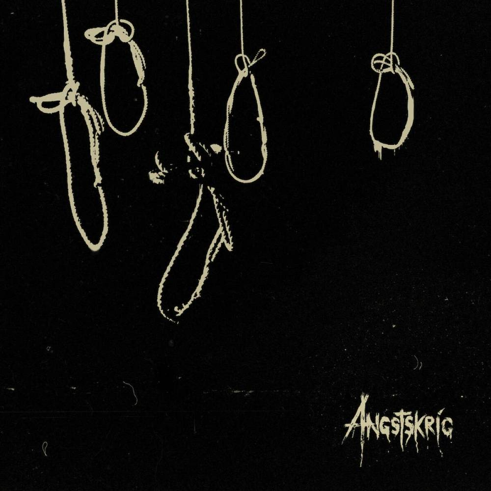 Angstskríg - Skyggespil [Indie Exclusive Limited Edition LP]