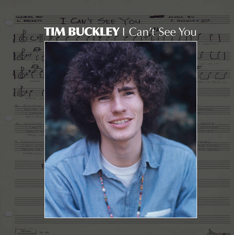 Tim Buckley I Can't See You