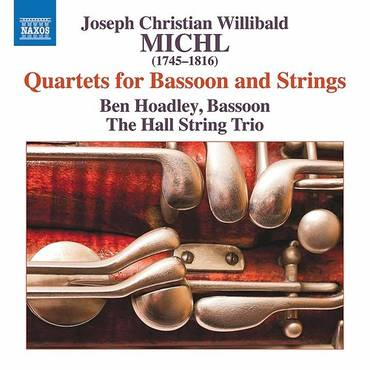 Quartets For Bassoon & Strings