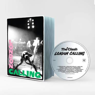 London Calling: 40th Anniversary Scrapbook Edition [Deluxe CD/Book]