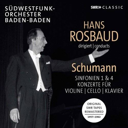 Rosbaud Conducts Schumann