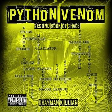 Python Venom {The Second Book Of Chaos}