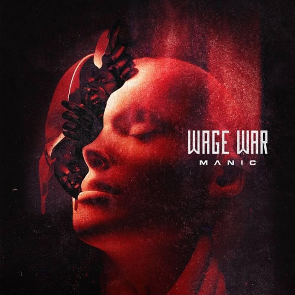 Wage War - Manic [Black Marble LP]