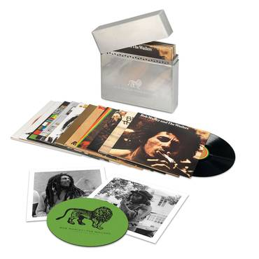 The Complete Island Recordings [Collector's Edition Metal LP Box Set]