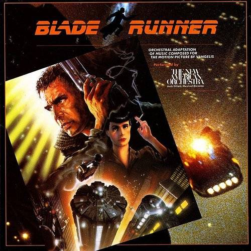 Blade Runner [Orchestral adaptation of music composed for the motion picture by Vangelis]