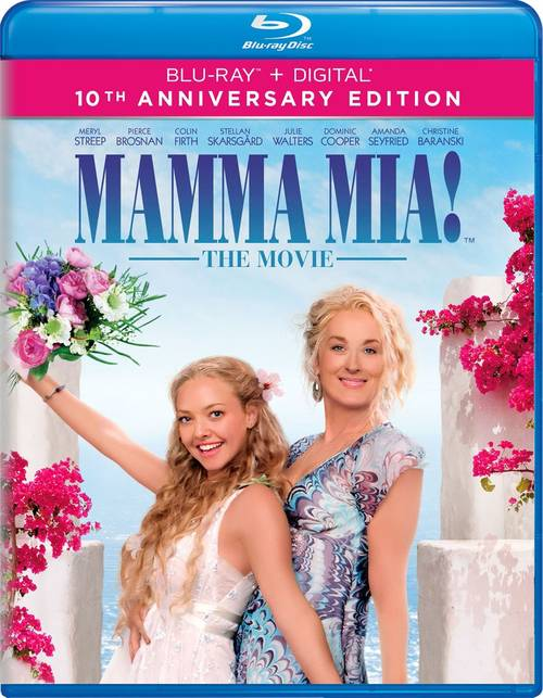 Mamma Mia! The Movie [10th Anniversary Edition]