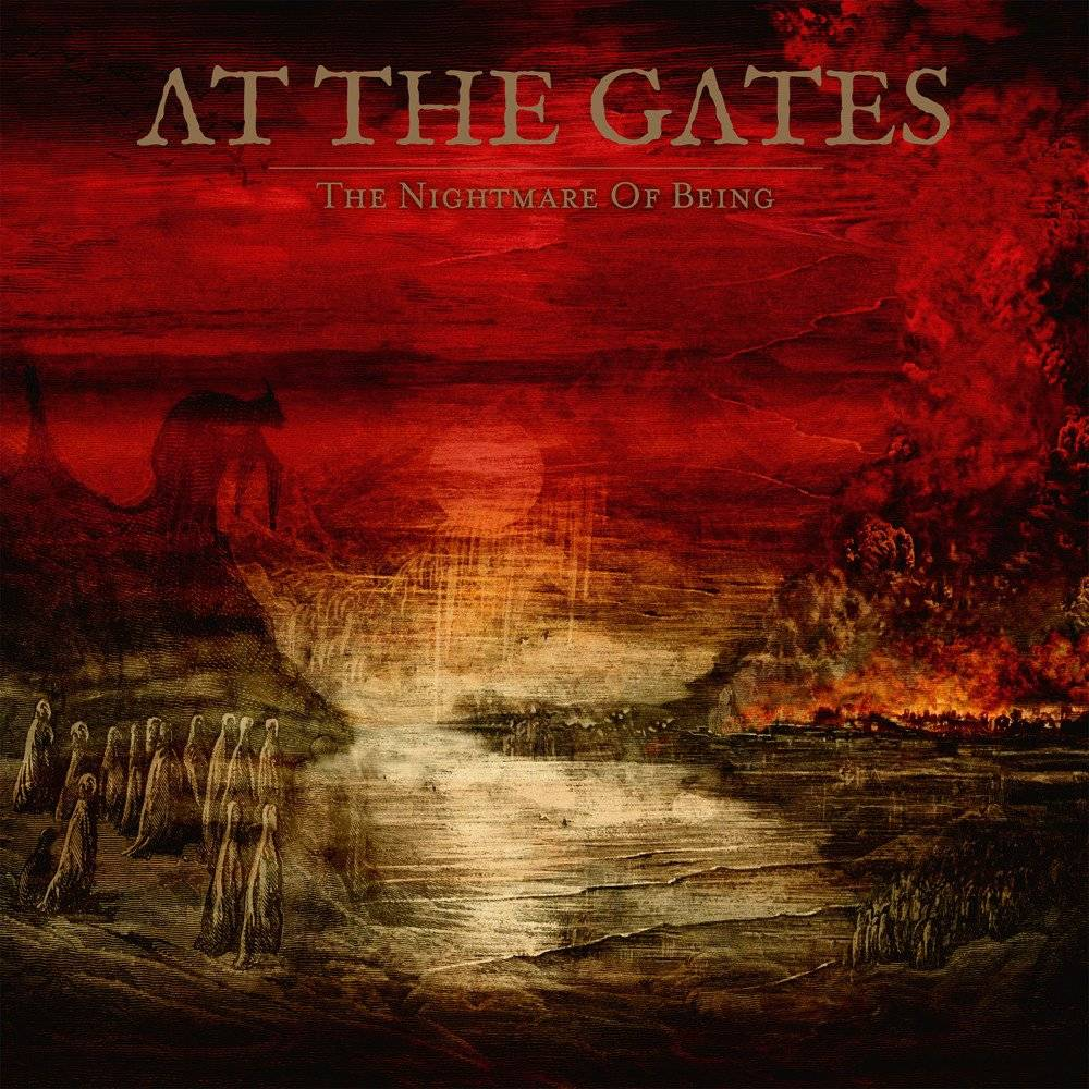 At The Gates - The Nightmare Of Being [Deluxe Artbook 2LP/3CD]