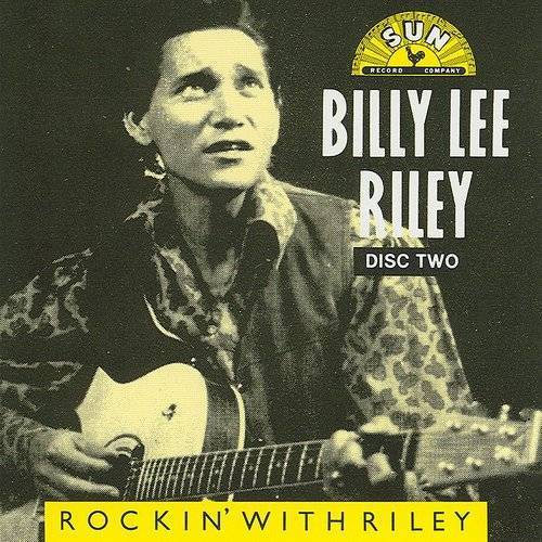 Rockin' With Riley CD 2