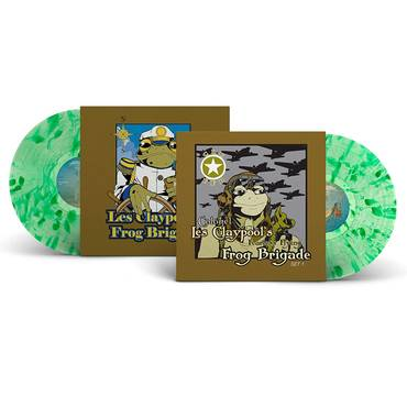 Live Frogs Sets 1 & 2 [LP]