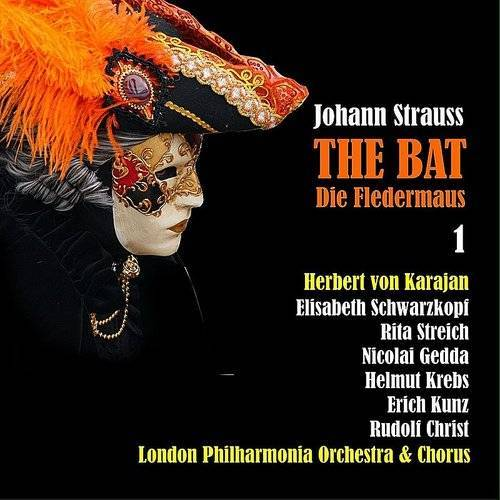 Strauss II: Die Fledermaus (1955), Vol. 1