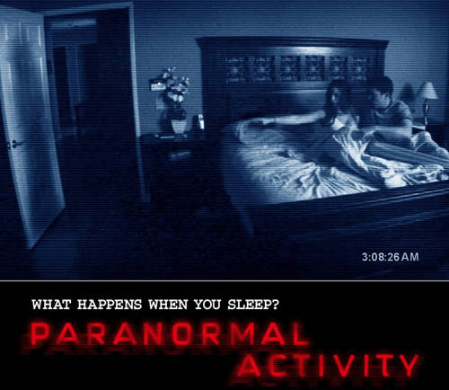 Paranormal Activity [Movie]