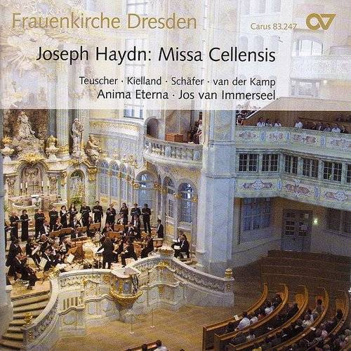 "Haydn, F.j.: Mass No. 3, ""cacilienmesse"" (Anima Eterna Choir, Immerseel)"