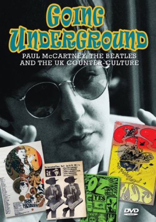 Going Underground: McCartney, The Beatles And The UK Counter-culture
