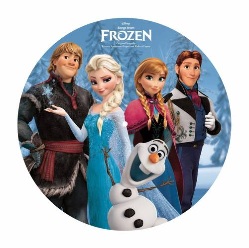 Songs From Frozen [Picture Disc LP]