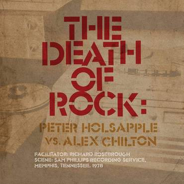 The Death Of Rock [LP]