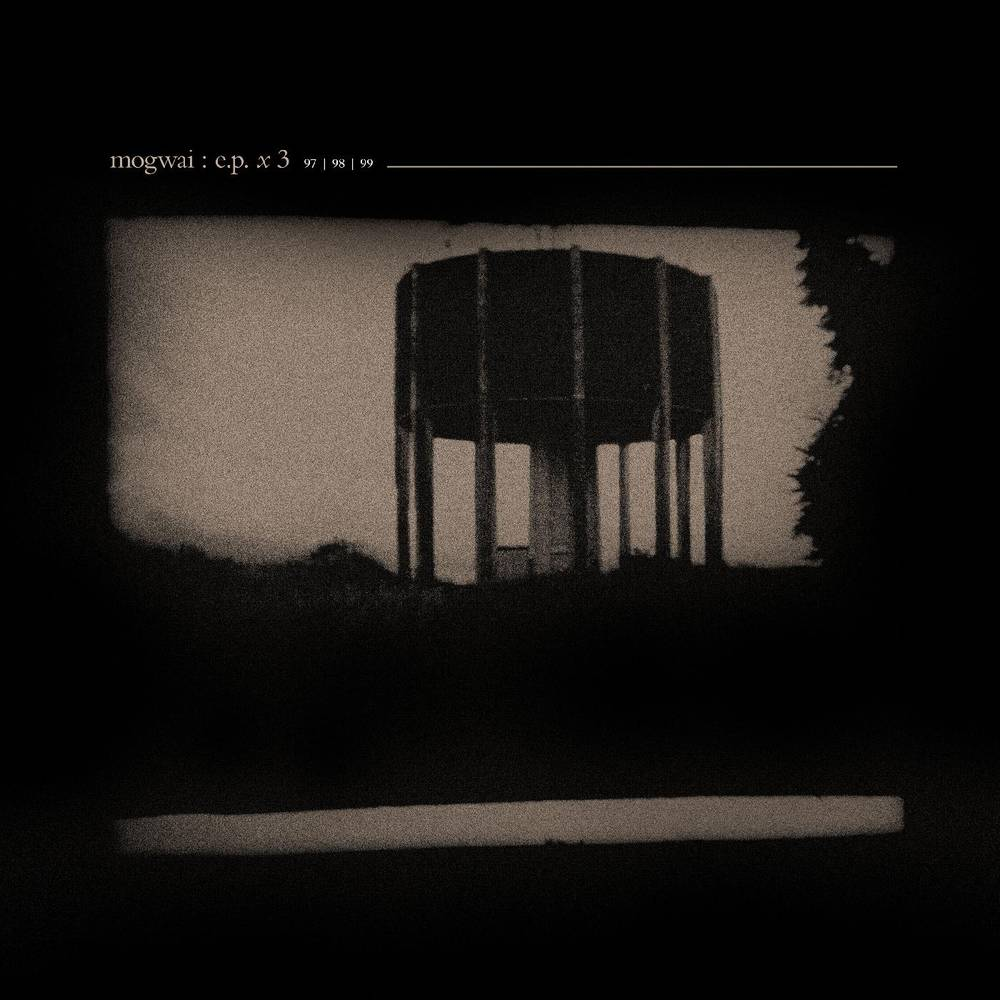 Mogwai - e.p. x 3 [Indie Exclusive Limited Edition Curacao, Clear & Yellow Vinyl]