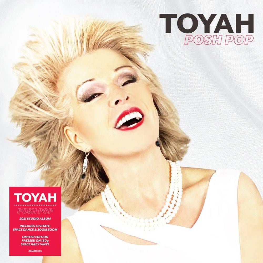 Toyah - Posh Pop [Space Grey LP]