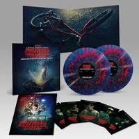 Kyle Dixon & Michael Stein - Stranger Things Soundtrack Vol.1 [Deluxe Edition Vinyl]