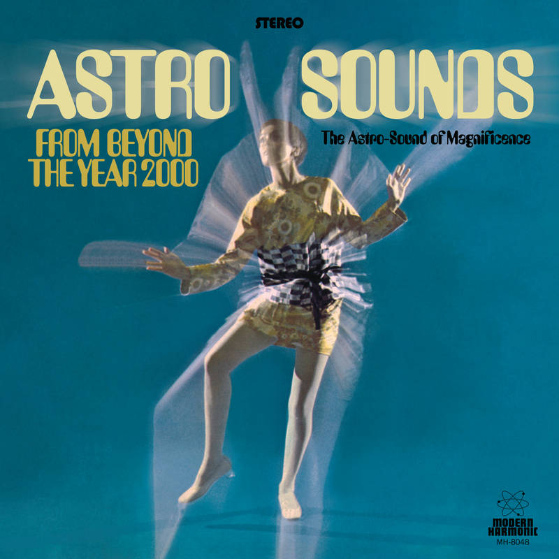 Jerry Cole The Astro Sound From Beyond The Year 2000