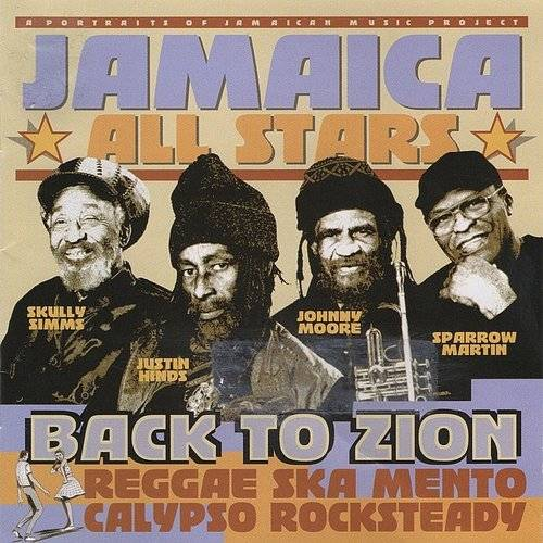 Jamaica All Stars Back To Zion Live