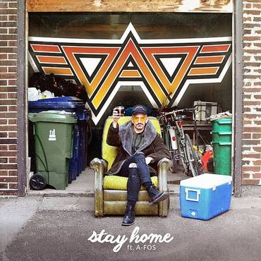 Stay Home (Feat. A-Fos) - Single