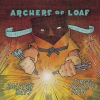 Archers Of Loaf - Raleigh Days / Street Fighting Man (Blk) (Rex) RSD 2020