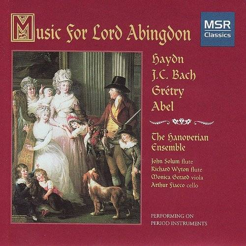 Music For Lord Abingdon
