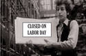 Closed on Labor Day